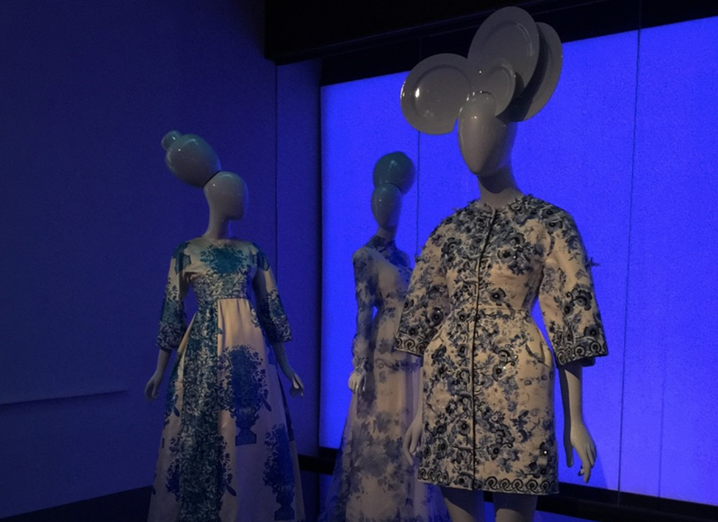 'CHINA: THROUGH THE LOOKING GLASS' EXHIBITION