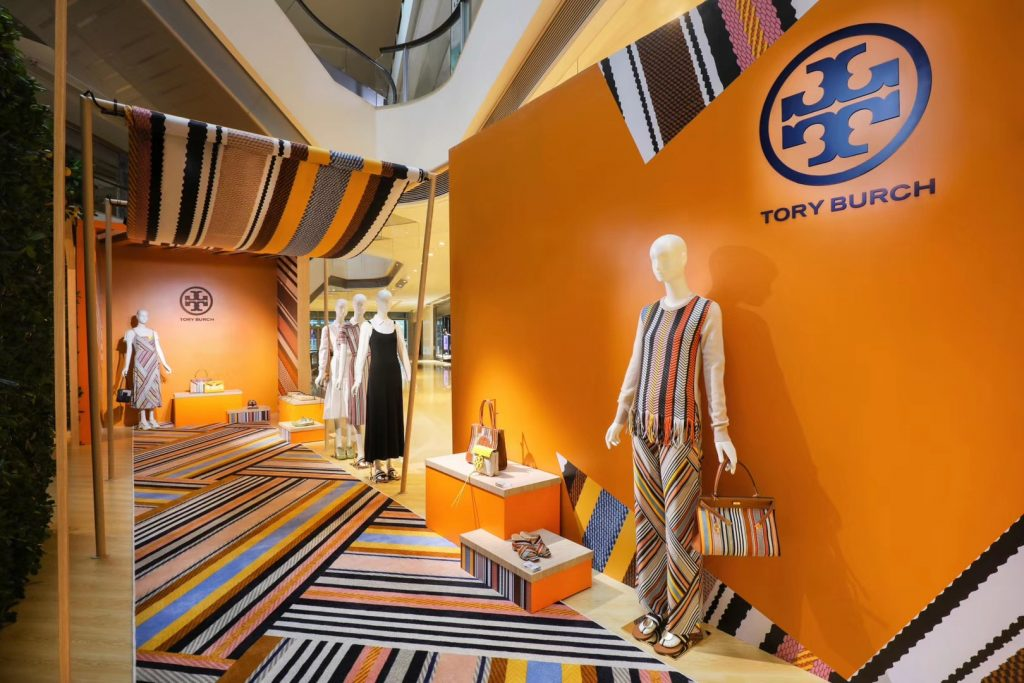 "TORY BURCH, ""DESTINATION ANYWHERE随心所行"" 体验展"