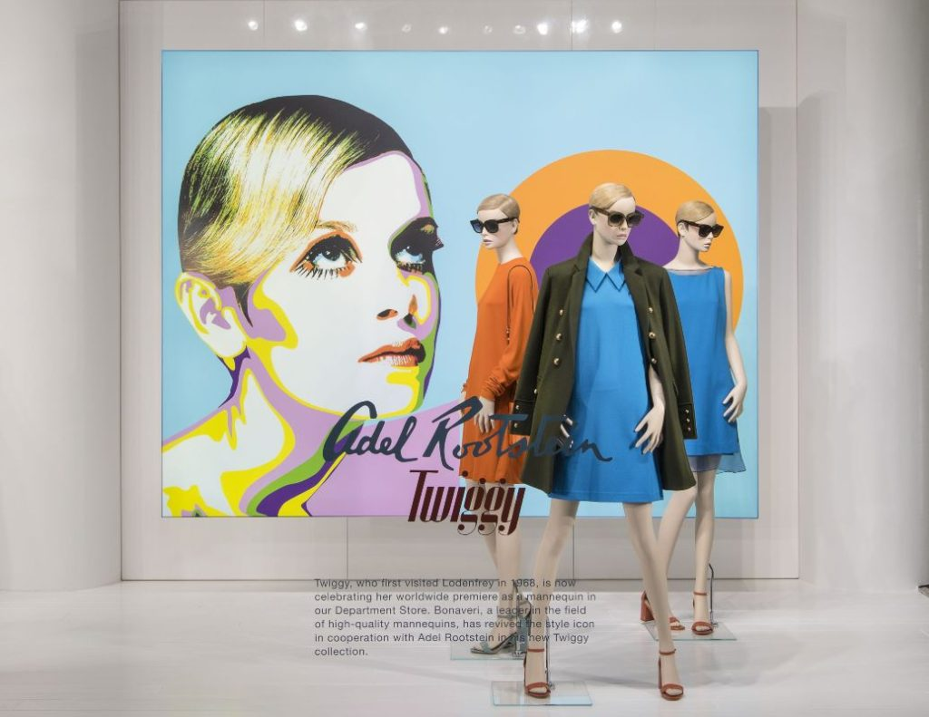 """TWIGGY, """"THE QUEEN OF MOD"""""""
